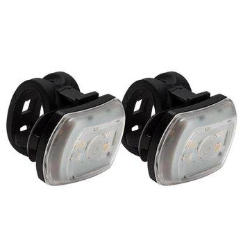 Blackburn 2'Fer USB Bike Light 2 Pack Set