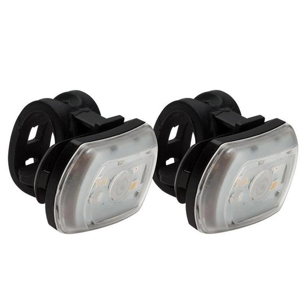Blackburn 2'Fer USB Bike Light 2 Pack Set