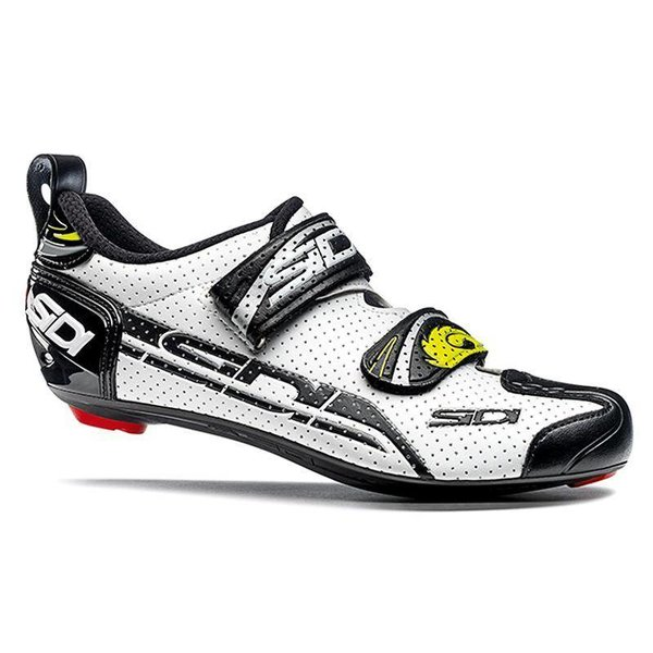 Sidi Mens T4 Air Carbon Triathlon Shoes