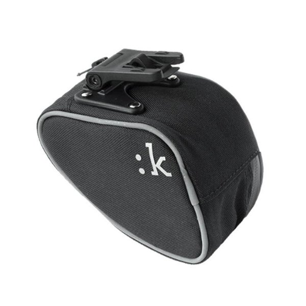 Fi'Zi:K Small Saddle Bag With Clip