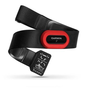 Garmin HRM4 Run Premium Monitor - Black/Red