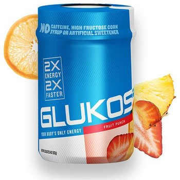 Glukos Energy Powder Fruit Punch Canister
