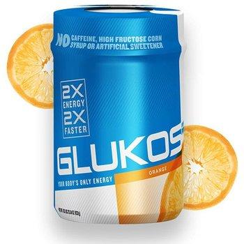 Glukos Energy Powder Orange Canister