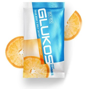 Glukos Orange Gummy Case - 12Ct