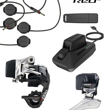 Sram Red Etap Electronic Aero Gruppo Set