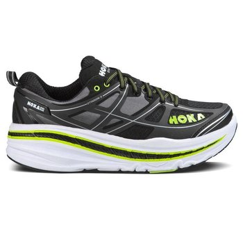 HOKA ONE ONE Mens Stinson 3 Running Shoes