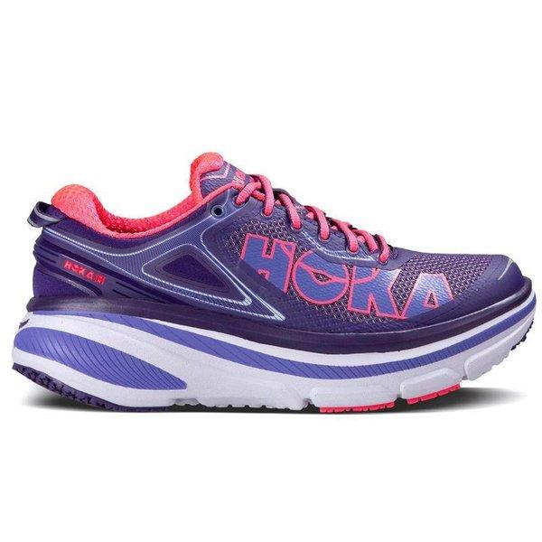 HOKA ONE ONE Womens Bondi 4 Running Shoes