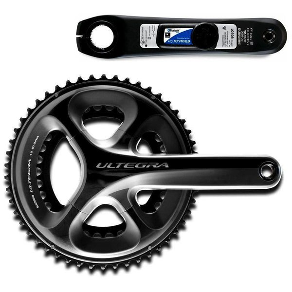 Stages Powermeter Ultegra 6800  -  Crankset