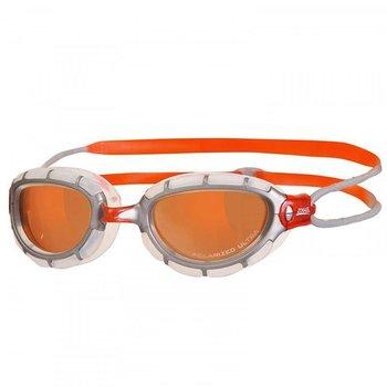Zoggs Predator Polarized Goggle - Bronze Lens