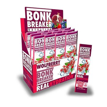 BONK BREAKER Hydration Mix Wolfberry Box - 20Ct