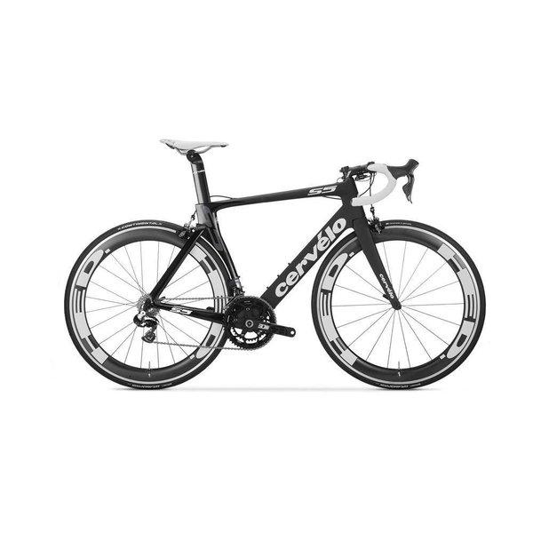 Cervelo S5 Dura Ace Di2 9070 Road Bike