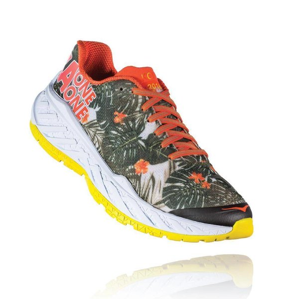 HOKA ONE ONE Mens Clayton Kona Edition Running Shoes