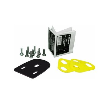 Bike Fit Systems Bike Fit Leg Length Shims: Road, 3-Hole