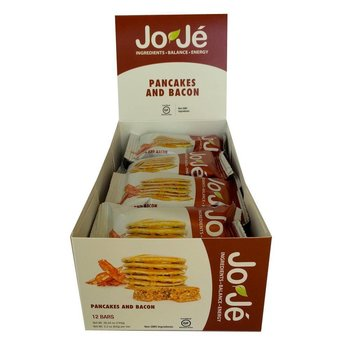 Joje Pancakes - Bacon Bar Box - 12Ct