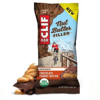 Clif Bar Choc. Peanut Butter Filled Bars-12Ct