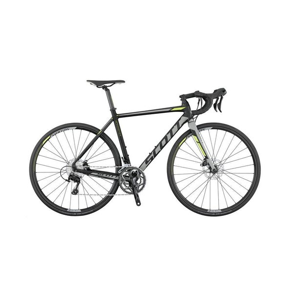 Scott Speedster 10 Disc 105 Road Bike - 2017