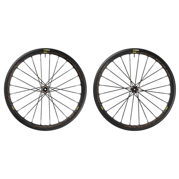 Mavic Ksyrium Pro Disc Clincher Wts Wheelset