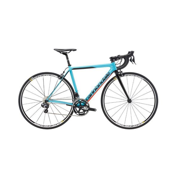 Cannondale Womens Supersix Evo Ultegra Di2  Bike