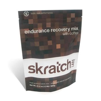 Skratch Endurance Recovery Coffee Bag - 12 Serv