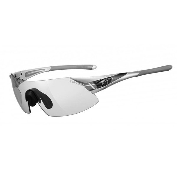 Tifosi Podium XC Gunmetal Sunglasse -  Light Night Lens