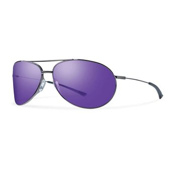 Smith Rockford Gunmetal Sunglasses