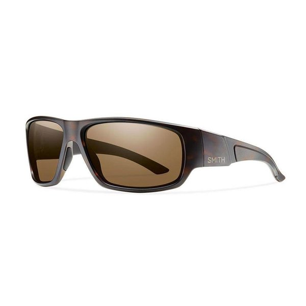 Smith Discord Mat Tortoise Sunglasses