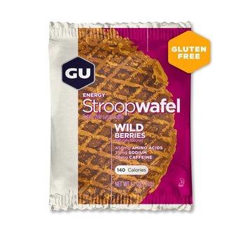 Gu Stroopwafel Wild Berry Glutfre Box -16Ct