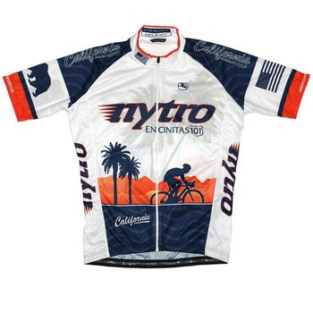 Nytro Mens Encinitas California Cycling Jersey - Girodana