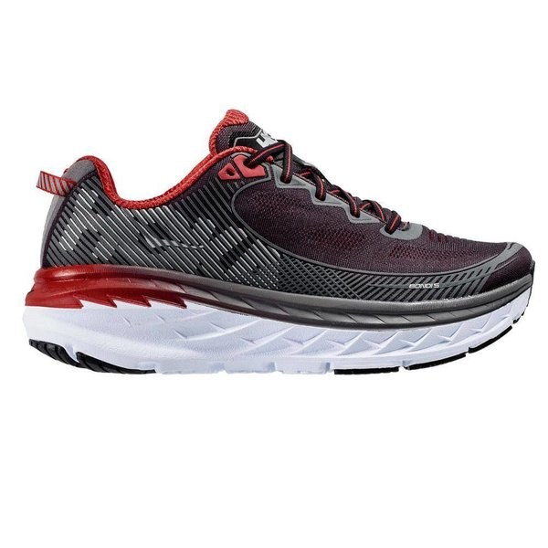 HOKA ONE ONE Mens Bondi 5 Running Shoes