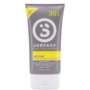 Surface Active Sunscreeen Lotion - SPF30