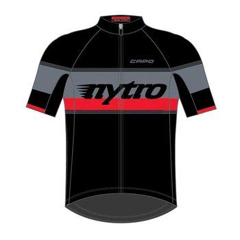 Nytro Mens Corsa  Cycling Jersey - Capo