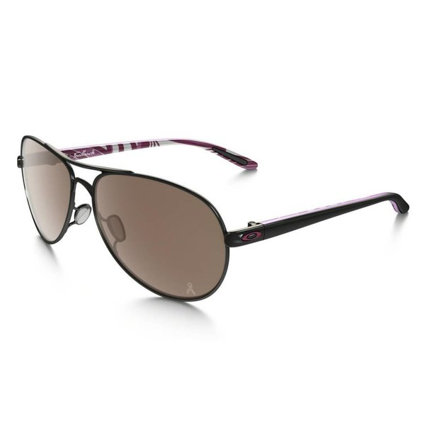 Oakley Feedback Breast Cancer Black Sunglasses