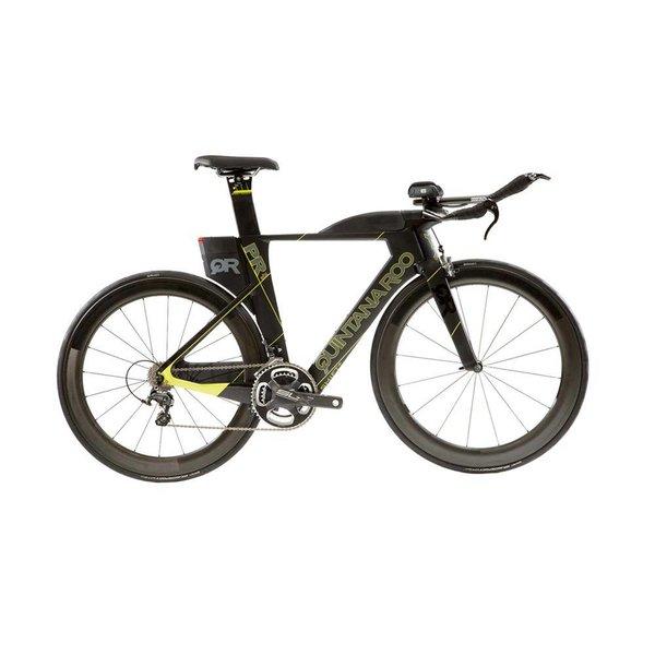 QUINTANA ROO PRsix Dura Ace Di2 Triathlon Bike- Race Wheels