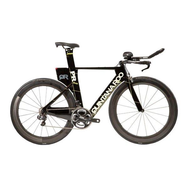 QUINTANA ROO PRfive Ultegra Di2 Triathlon Bike - Race Wheels