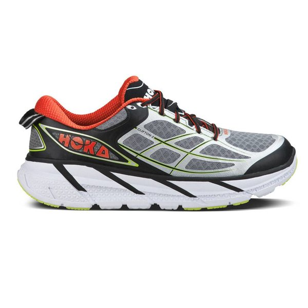 HOKA ONE ONE Mens Clifton 2 Running Shoes