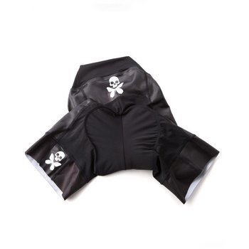 Betty Designs Kis-Womens Onyx Cycling Shorts