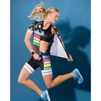 Betty Designs Kis- Womens World Champ  Cycling Jersey