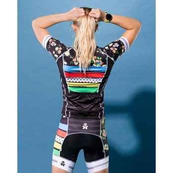 Betty Designs Kis- Womens World Champ  Cycling Short