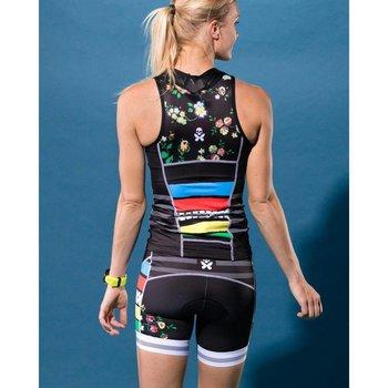 Betty Designs Kis-Womens World Champion Tri Short 6In