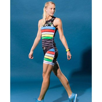 Betty Designs Kis-Womens World Champion Tri Jersey