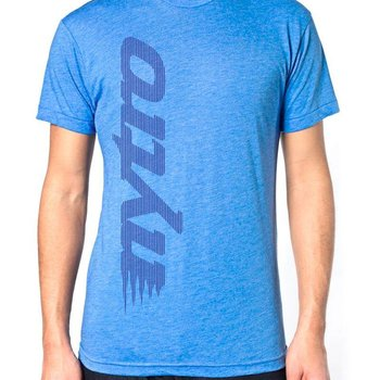 Nytro Unisex American Apparel T-Shirt - Blu