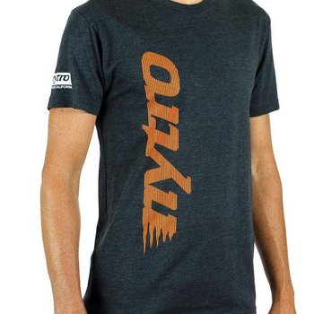 Nytro Mens Next Level T-Shirt - Charcol