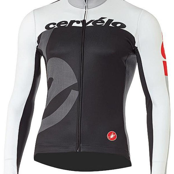 Cervelo Mens Winter Longsleeve Cycling Jersey