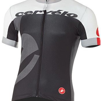 Cervelo Mens Grey Team  Cycling Jersey