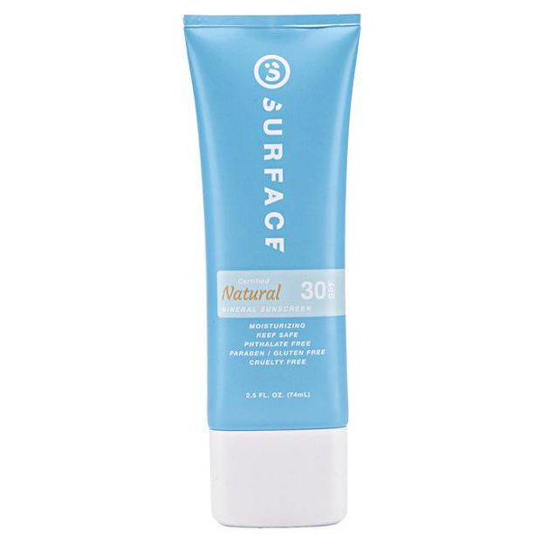 Surface Natural Mineral Lotion - Spf30