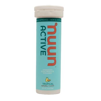 Nuun Hydration Tropical Tablet Tube -12 Tabs
