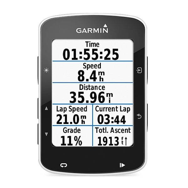 Garmin Edge 520 Bike Computer -  Bundle