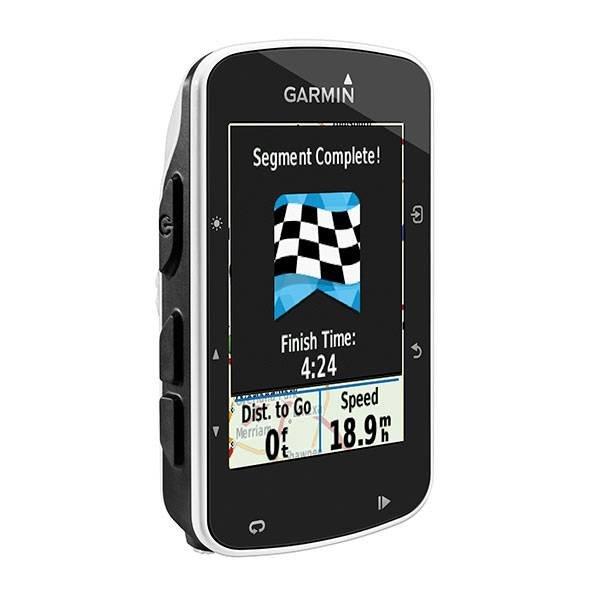 Garmin Edge 520 Bike Computer - Black/White Base
