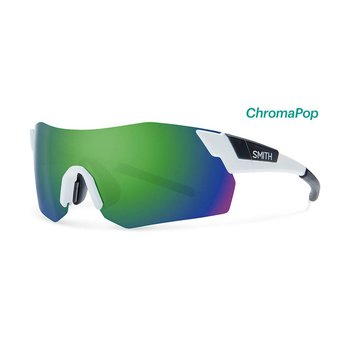 Smith Arena Max Matte White Sunglasses