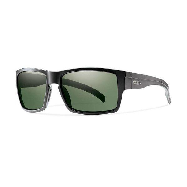 Smith Outlier Xl Matte Black Sunglasses